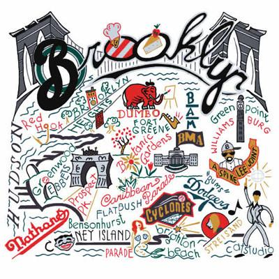 Brooklyn Dish Towel