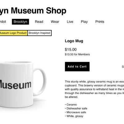 Brooklyn Museum Shop