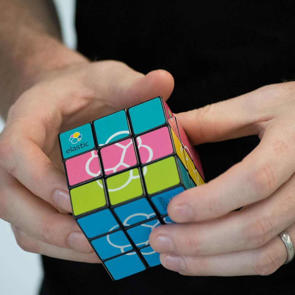 Elasticsearch Elastic Rubik's Cube