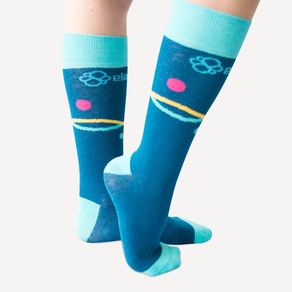 Elasticsearch Kibana Line Graph Socks
