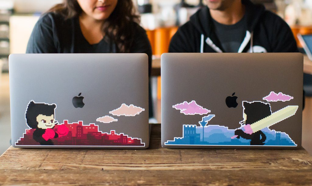 Octocat Laptop Decals