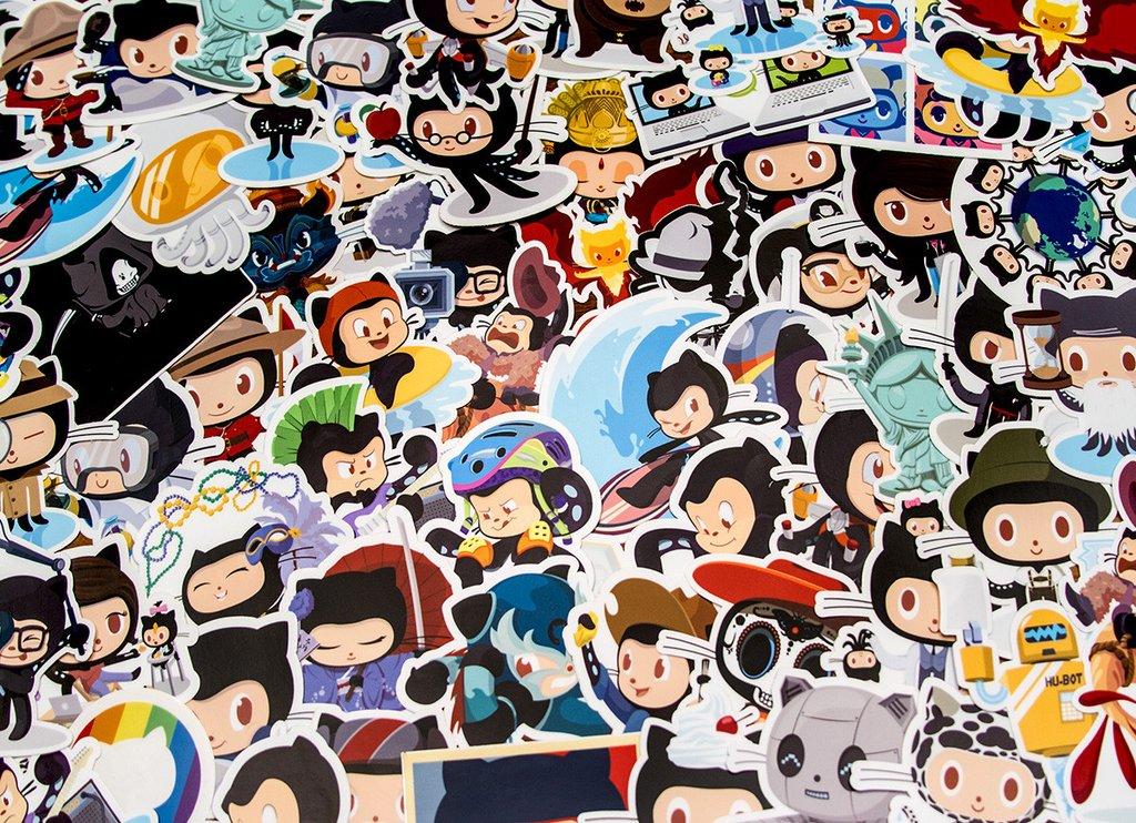 GitHub Stickers