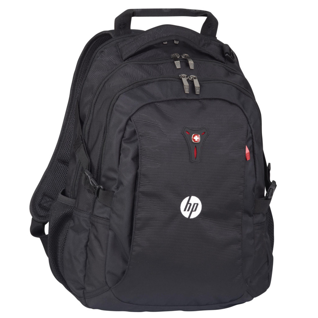 HP Sidebar Computer Backpack
