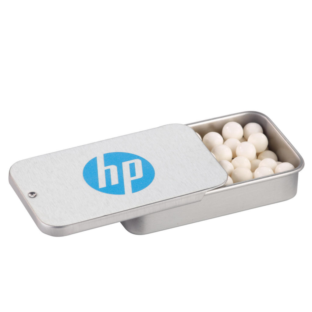 HP Slider Tin w/Gum 25/PK