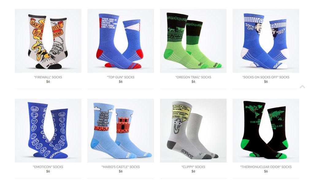 Sophos IT Socks