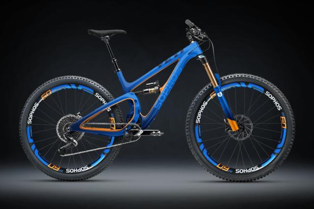 Sophos Yeti SB5 Mountain Bike - Sophos Edition