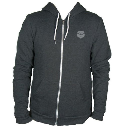 Edmodo - American Apparel Flex Fleece Zip Hoodie