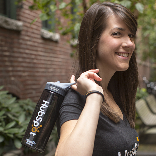 HubSpot - CAMELBAK CHARCOAL WATER BOTTLE