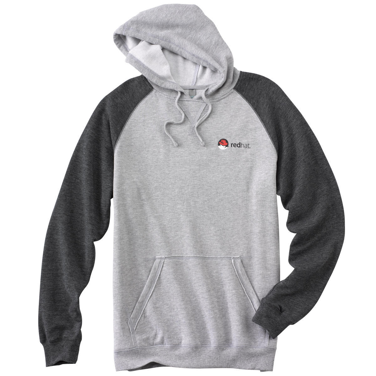 Red Hat Fleece Raglan Hoodie
