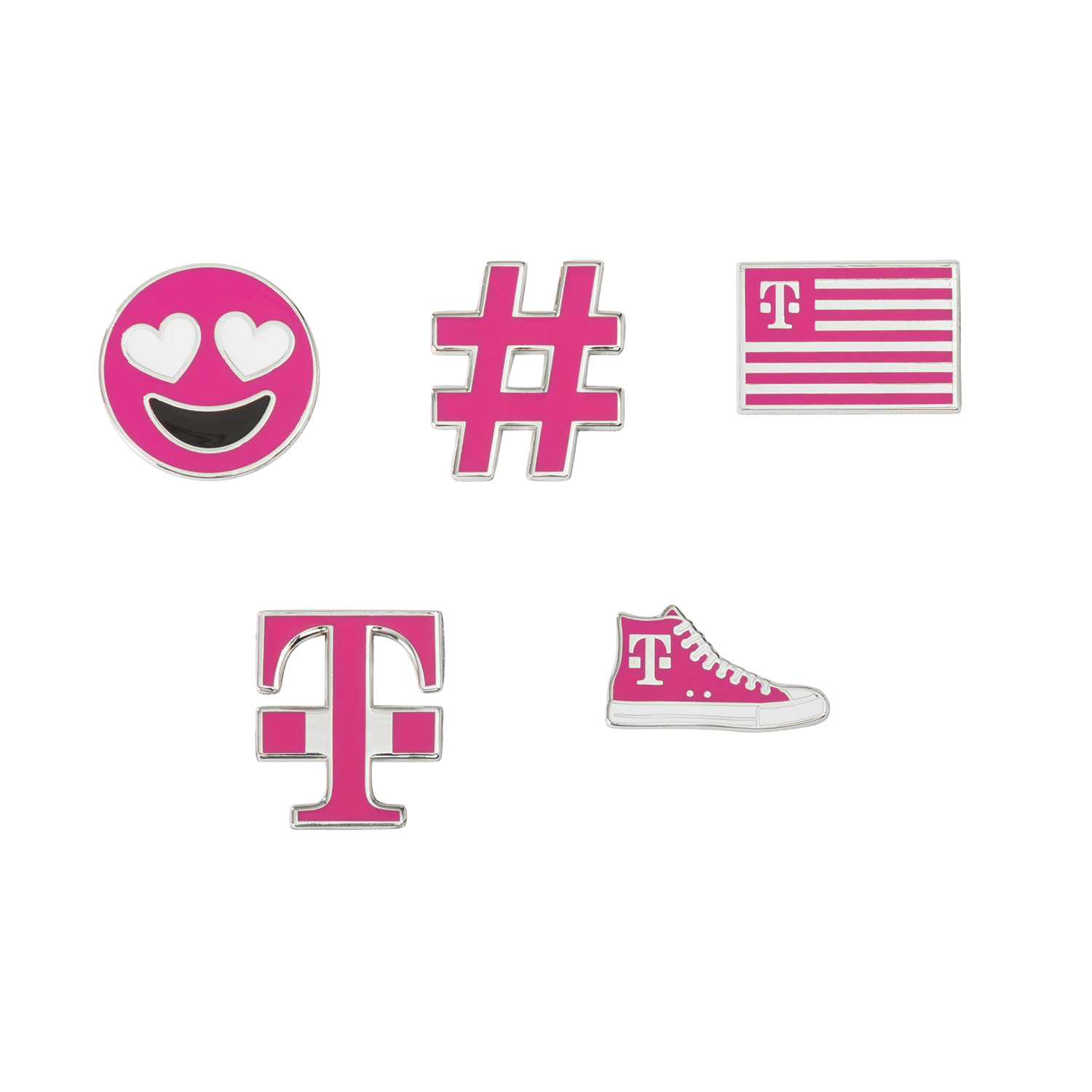 T-Mobile Stick-on Flair