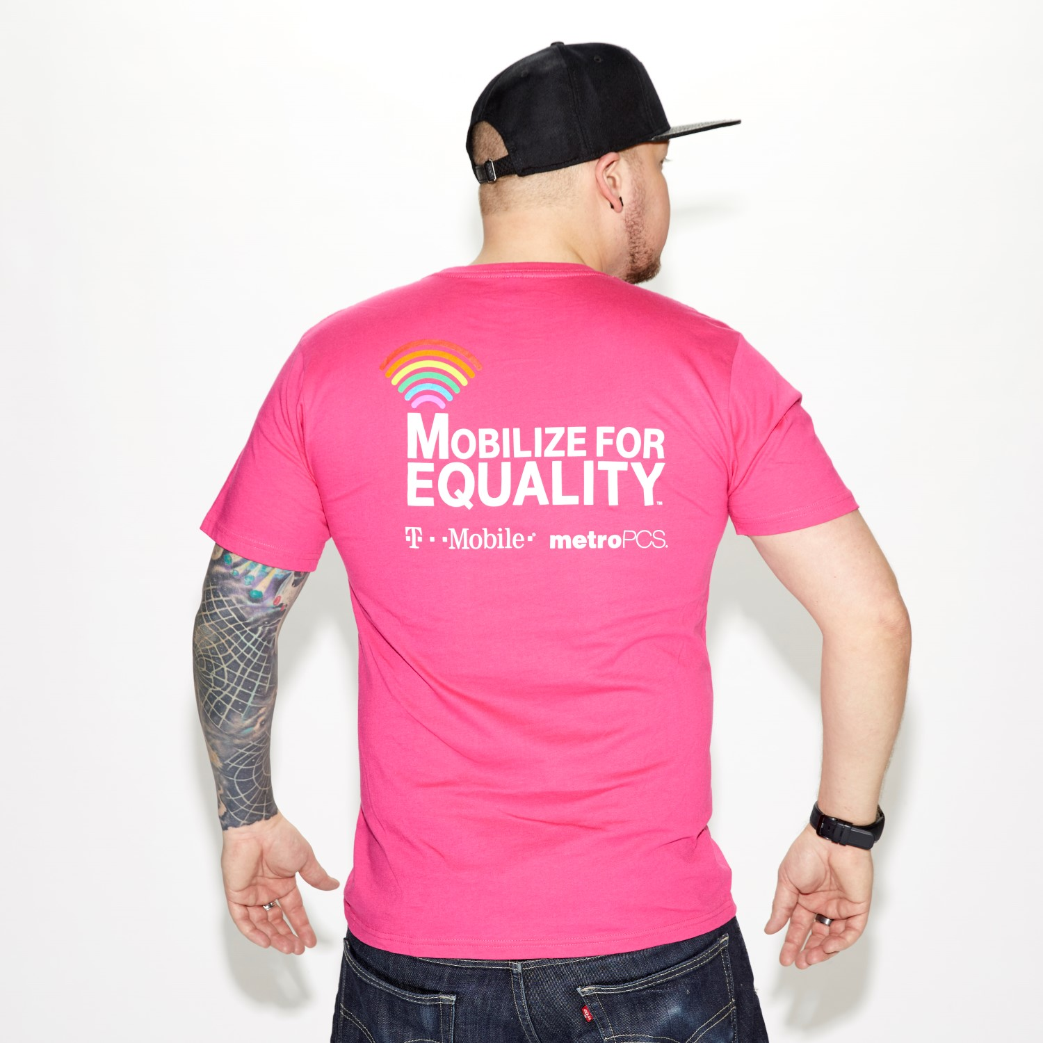 T-Mobile Pride Tee