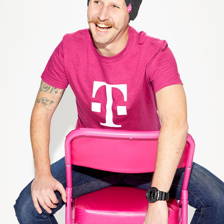 T-Mobile Mega Magenta Classic T